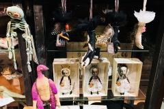 夜の博物館展(2018) ギニョール 初日開店前